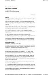 Page 1 of 6 Fjernkøling i Danmark 22-04-2009 http://www ...