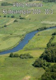 Spildevandsplan 2009 – 2013