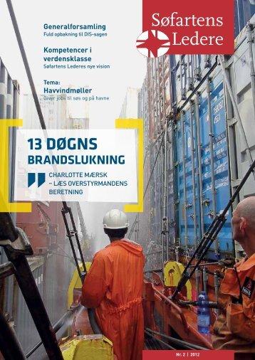 Download Søfartens Ledere nr. 2. 2012 her (PDF)