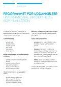 Samlet program, 2011 - Koordinering af Studiepraktik - Page 3