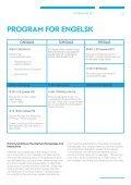 Samlet program, 2011 - Koordinering af Studiepraktik - Page 4