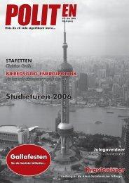 Studieturen 2006