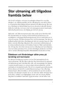 Välfärdstjänsterna i framtiden – behov och förväntningar - Svensk ... - Page 5