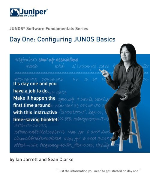 Day One: Configuring JUNOS Basics - WordPress com
