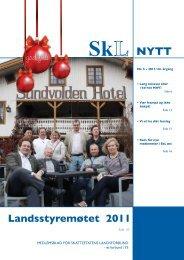 SkL Nytt 5-11