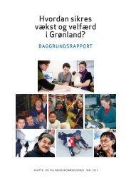 Hvordan sikres vækst og velfærd i Grønland? - Kamikposten