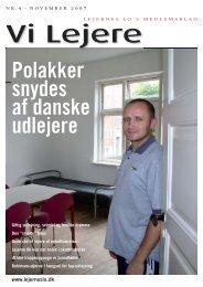 Polakker snydes af danske udlejere - Lejernes LO