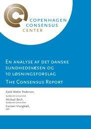 En analyse af det danske sundhedsvæsen og 10 løsningsforslag ...