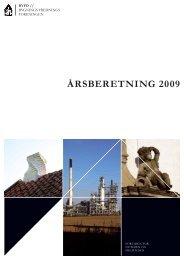 ÅRSBERETNING 2009 - BYFO