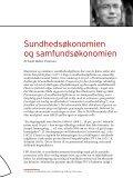 Sundhedsøkonomien og samfundsøkonomien - De Økonomiske Råd - Page 2