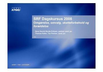 SRF Dagskursus 2008