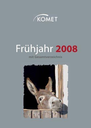 mit Gesamtverzeichnis - Komet Verlag GmbH