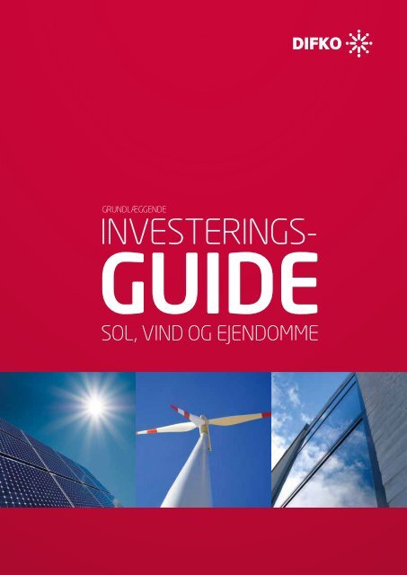 Download investeringsguiden her. - Difko A/S