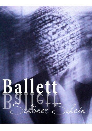 Ballett richtig