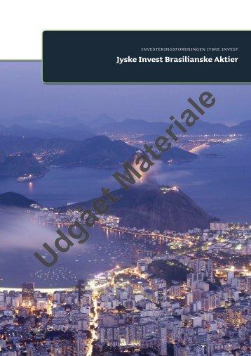 Jyske Invest Brasilianske Aktier