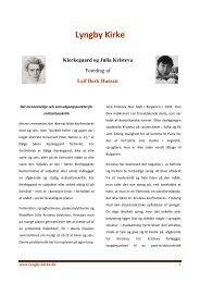 Kierkegaard og Julia Kristeva - Lyngby Kirke