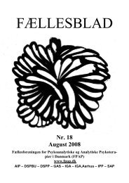 Nr. 18 August 2008 - FPAP