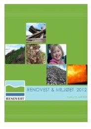 Download rapport her - Renovest I/S