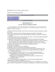 Bekendtgørelse af lov om våben og eksplosivstoffer