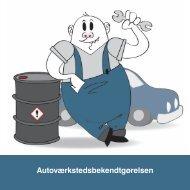 Brochure om Autoværkstedsbekendtgørelsen - Aalborg Kommune