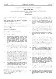 Europa-Parlamentets og Rådets direktiv 2009/148/EF - EUR-Lex ...