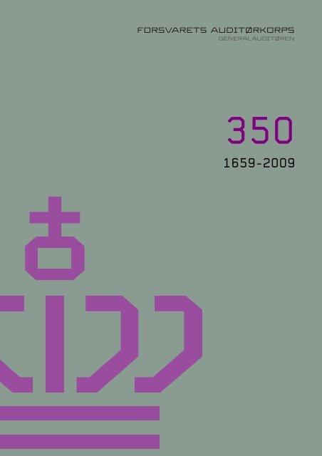 Festskrift i anledning af Auditørkorpsets 350 års jubilæum