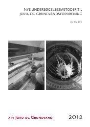 Samlet kompendium 83 - ATV Jord og Grundvand