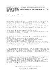 Barndom og oppvekst i Oppland - Endringsprosesser 1920-1990