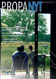 1. blad nr.4, november 2010.indd - Kræftens Bekæmpelse
