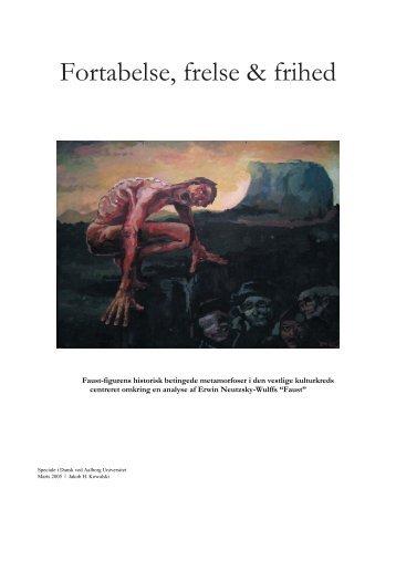 Fortabelse, frelse & frihed - Erwin Neutzsky-Wulffs hjemmeside