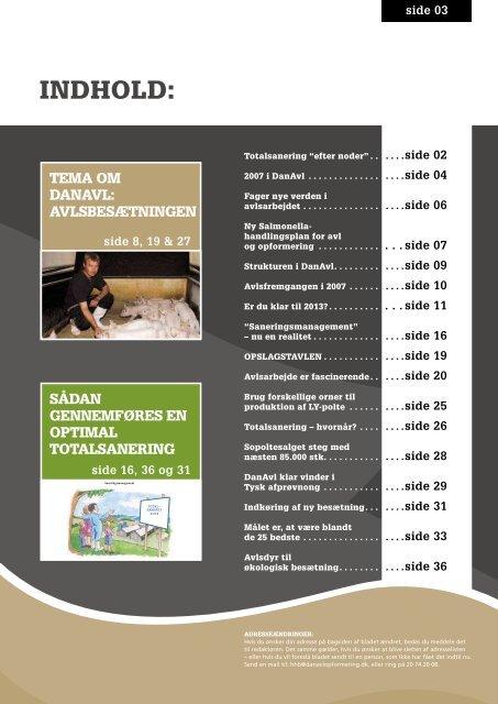 Læs artiklen side 29-30 i DanAvl MAGASINET - Porc-Ex Breeding A/S