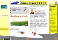 In nhold - Raufoss Fotball