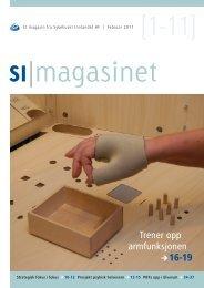 SI Magasinet nr 1-2011 - Sykehuset Innlandet HF