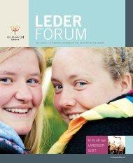 Lederforum - Norges KFUK-KFUM-speidere