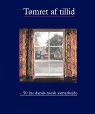 Omslag Nytt - Fondet for Dansk-Norsk Samarbeid