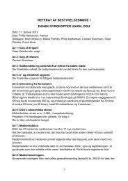 DGU referat af bestyrelsesmøde 11.02.2012 - Dansk Gyrokopter Union