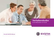 Deutsch - Evonik Industries