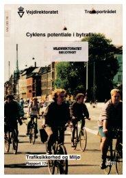 Cyklens potentiale i bytrafik - Cykelviden
