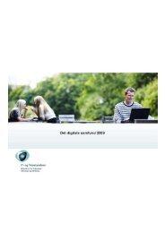 Det digitale samfund 2009 - Erhvervsstyrelsen