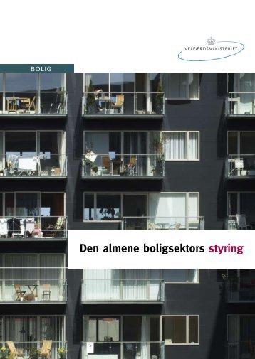 Den almene boligsektors styring - DEAS