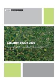 Vision 2020 - Ballerup Kommune