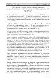 PS WS 01-02 Rawls - H13 - Rawls' Dewey Lectures, Teil 1 und 2