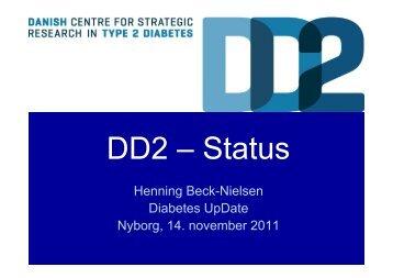 Henning Beck-Nielsen - Diabetesforeningen