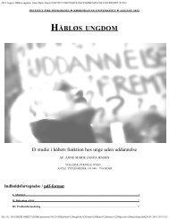 pdf-format - Gaderummet