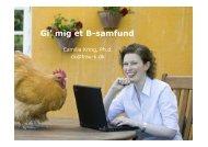 Microsoft PowerPoint - Opl\346g_Ledelsens dag071106.ppt - Lederne