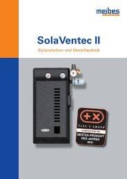 meibes Solarstation SolaVentec II