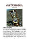 MYSTERIET OM MENNESKETS INDIVIDUALISERING -Hardy Bennis - Page 3