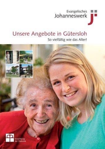 Broschüre Gütersloh - Evangelisches Johanneswerk