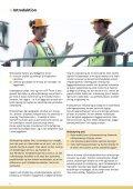 Risikostyring i bygge- og anlægssektoren - Dansk Byggeri - Page 6