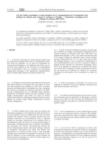 COM 2005-299 - Programme Med